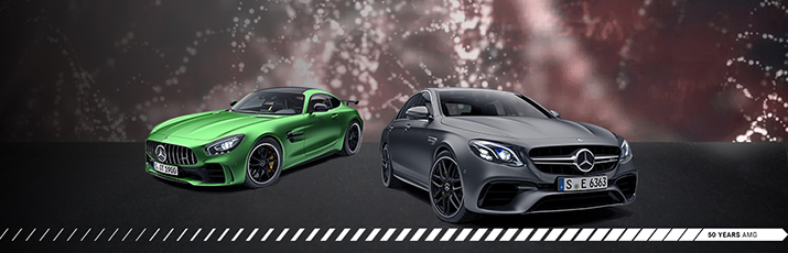 AMG Range Overview